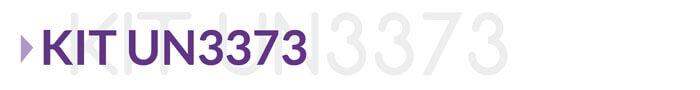 KIT UN 3373