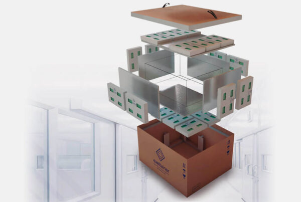 Temperature controlled packaging systems